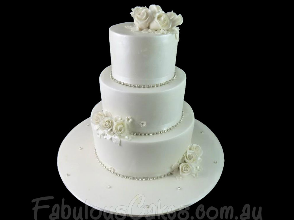 Simple Wedding Cake s